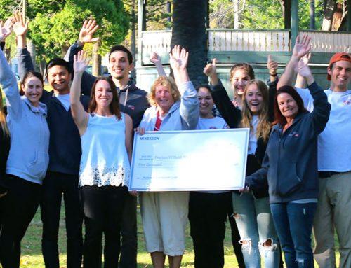 McKesson 'Community Hero' Award Granted to DWW Volunteer