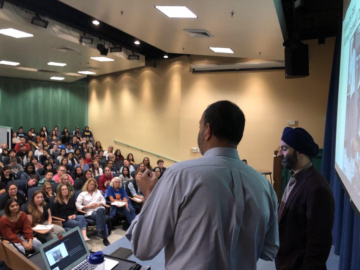Lecture cum seminar
