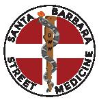 Santa Barbara Street Medicine Logo